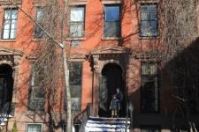 Haus der Huxtable's aus der Cosby Show
