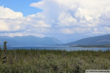Kluane Lake National Park