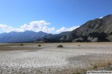 Kluane Lake National Park