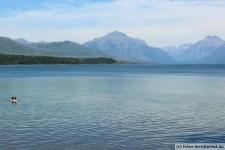 Lake McDonald im Glacier Nationalpark