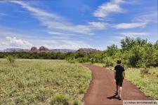 Red Rock State Park in Sedona, Arizona