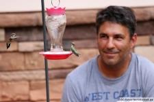 Kolibris in Sedona