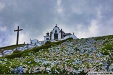 Kirche in Vila Franca do Campo