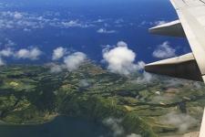 Ryanair Flug auf die Azoren