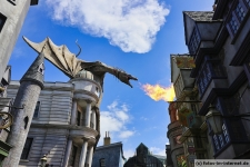 Harry Potter Gringotts Drachen