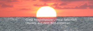 Gimp Resynthesizer