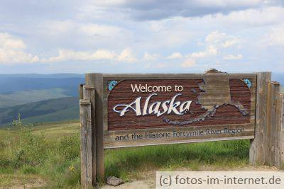 Alaska Reisebericht: Mit dem Wohnmobil als Selbstfahrer durch die Wildnis.