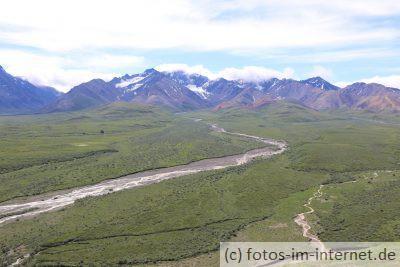 Alaska Reisebericht Teil 1: Dawson City, Denali NP, Turnagain Arm