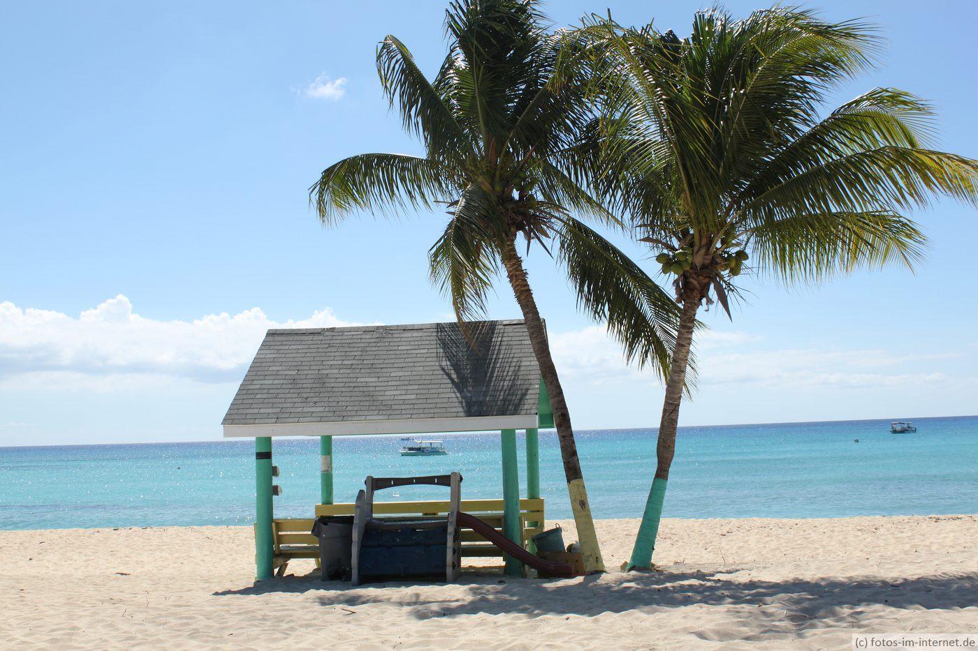 Eine Kurzreise in die Karibik nach Grand Cayman