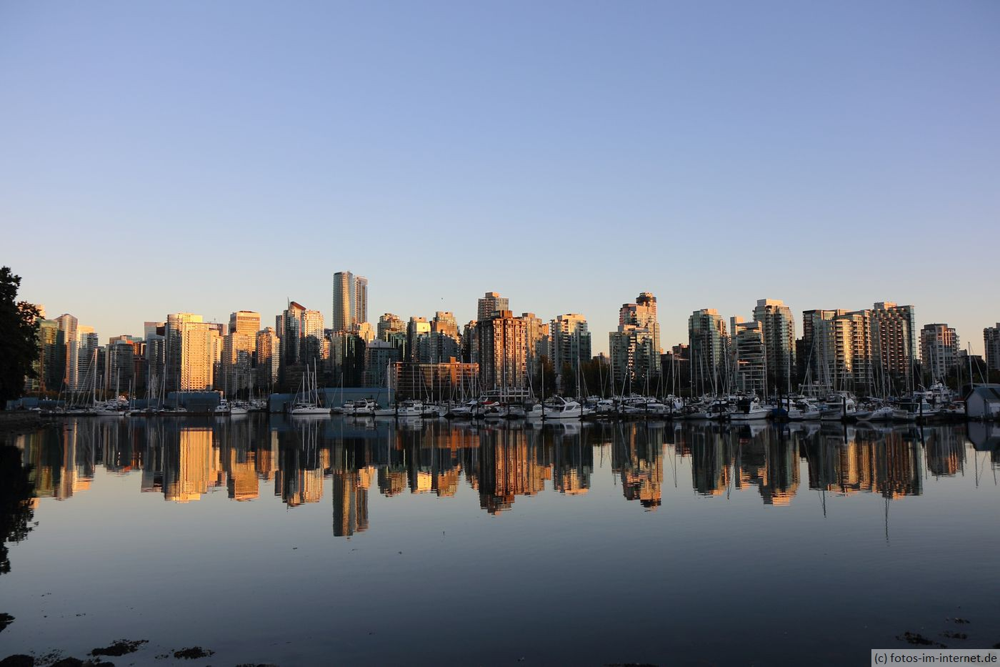 Vancouver: Skyline