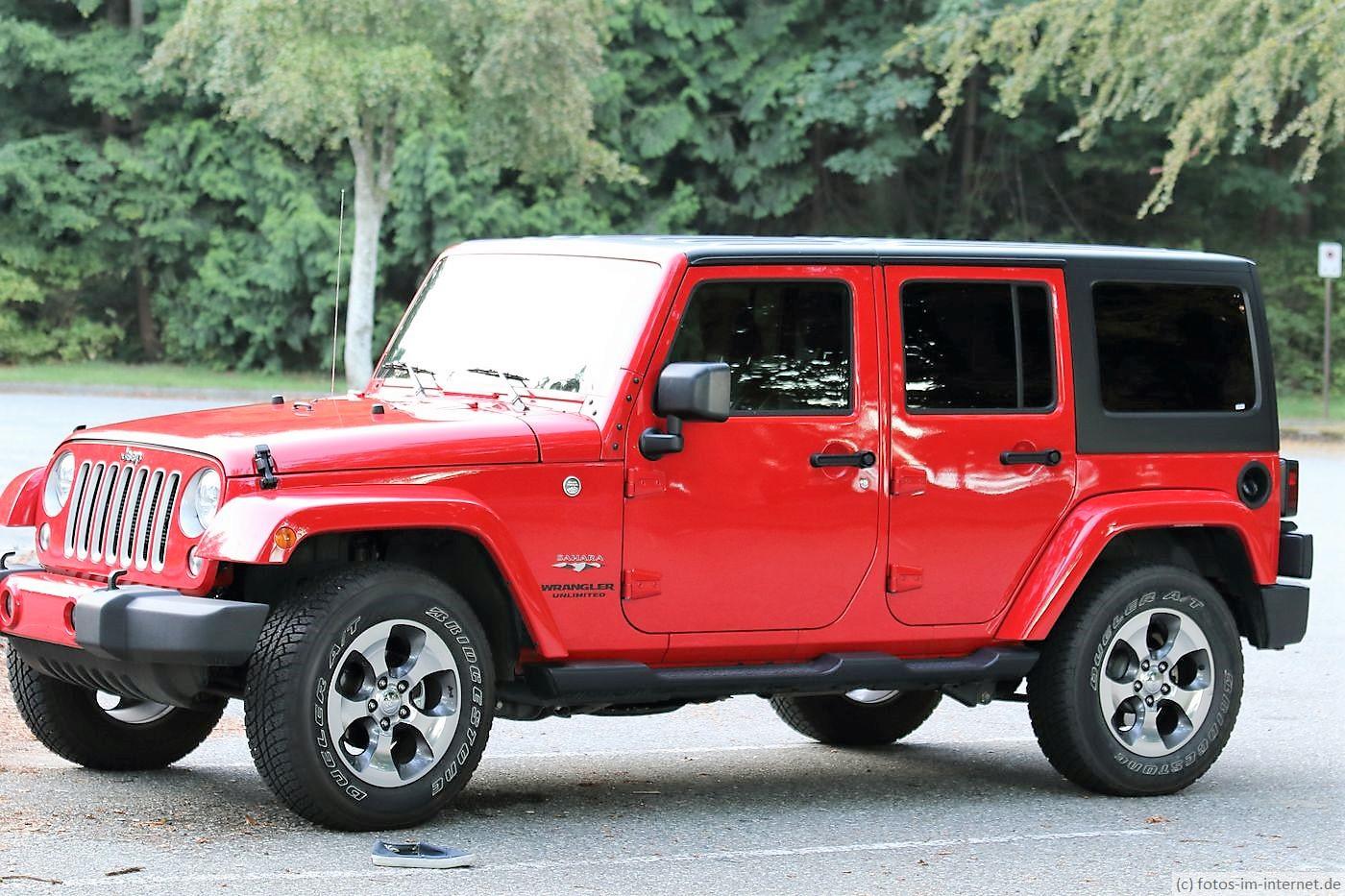 Vancouver: Jeep Sahara