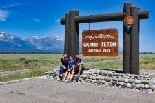 Grand Teton Reisebericht - Alles über den Nationalpark