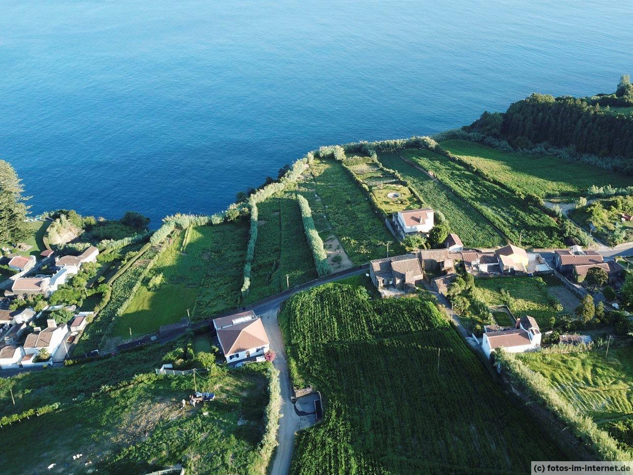 Azoren Urlaub - Ferienhaus auf Sao Miguel, Ponta Garca