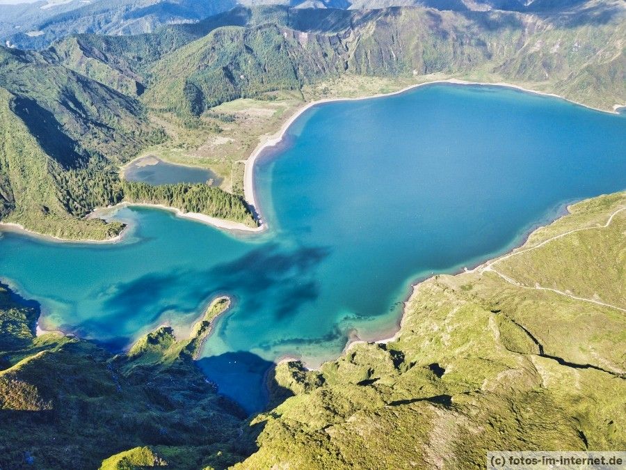Azoren Reisebericht - Lagoa do Fogo