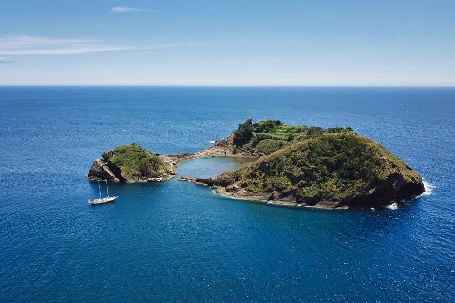 Azoren Reisebericht - Princess Ring Islet