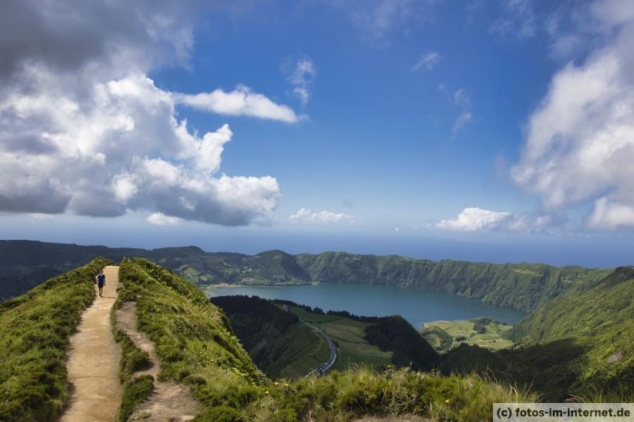 Azoren Reisebericht - Sete Cidades