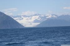 Gletscher im Kenai Fjords NP, Alaska